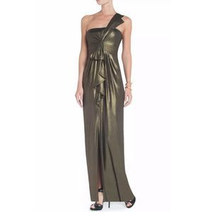 BCBG Max Azria Barbara Evening Gown Sz 10